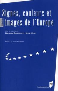 SIGNES COULEURS ET IMAGES DE L EUROPE