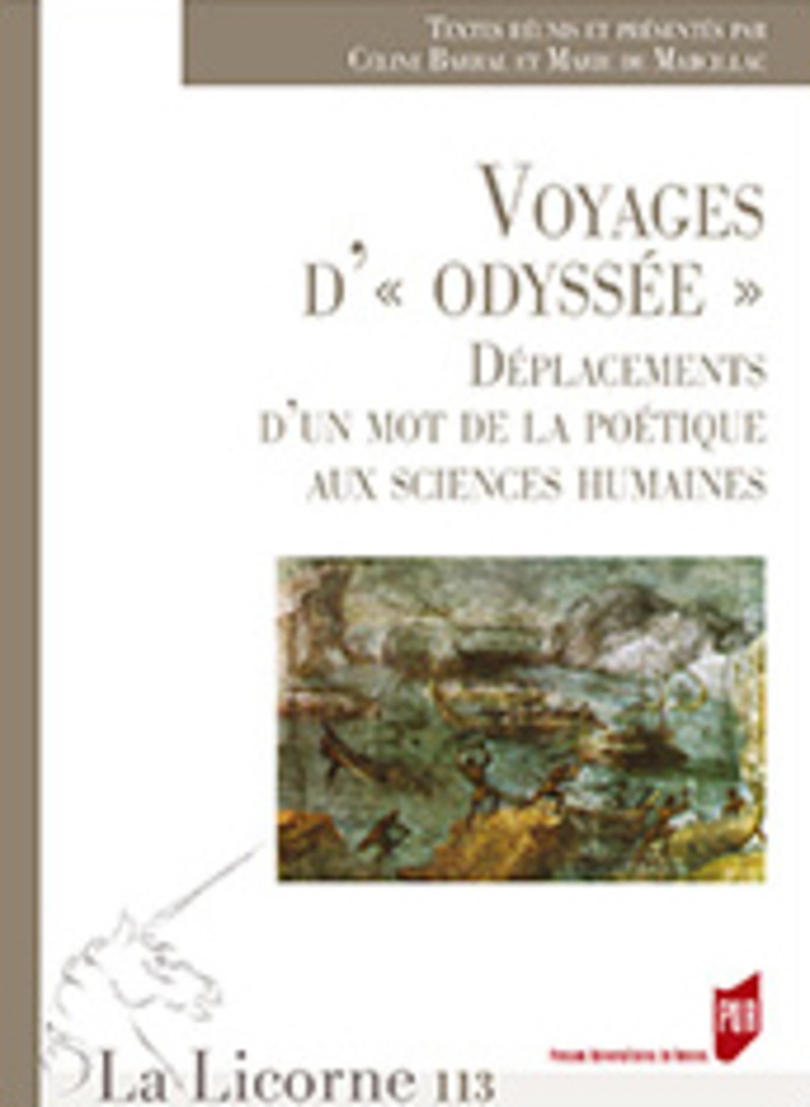 VOYAGES D ODYSSEE
