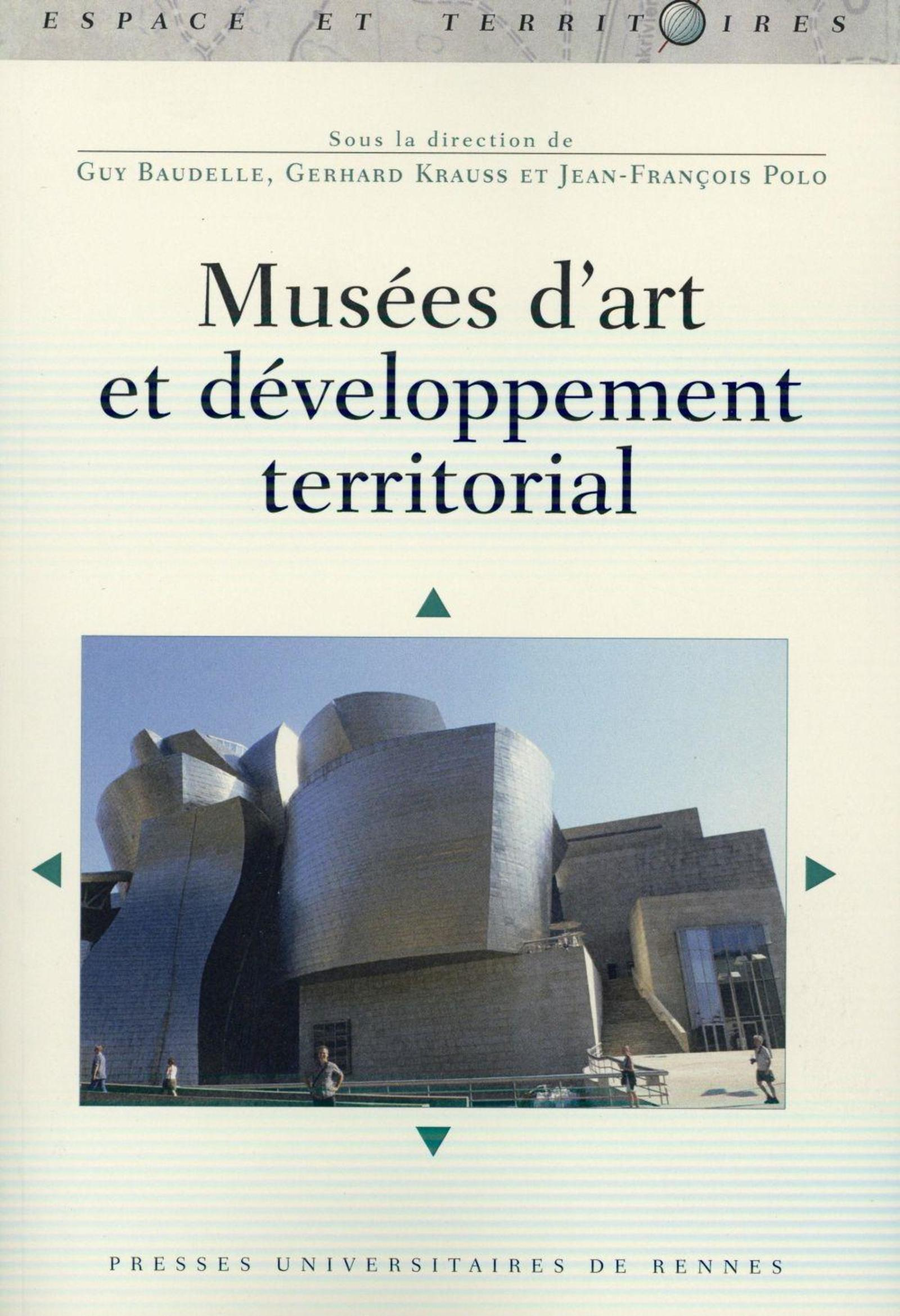 MUSEES D'ART ET DEVELOPPEMENT TERRITORIAL