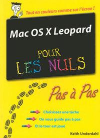 MAC OS X LEOPARD PAS A PAS POUR LES NULS