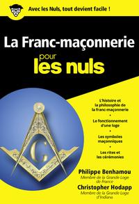 FRANC-MACONNERIE POCHE POUR LES NULS