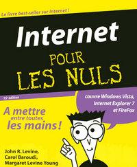 INTERNET POUR LES NULS  15E ED