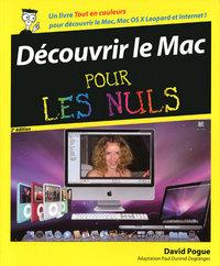 DECOUVRIR LE MAC 2E POUR LES NULS