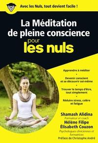 LA MEDITATION DE PLEINE CONSCIENCE POCHE POUR LES NULS