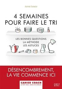 4 SEMAINES POUR FAIRE LE TRI - CAHIER COACH