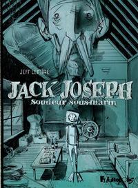 JACK JOSEPH, SOUDEUR SOUS-MARIN