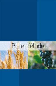 BIBLE DU SEMEUR COULEUR MARINE