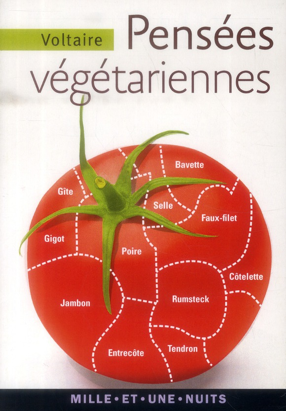 PENSEES VEGETARIENNES
