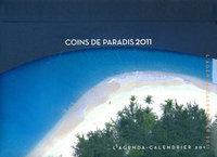 AGENDA-CAL COINS PARADIS 2011