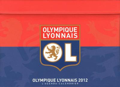 AGENDA CALENDRIER OLYMPIQUE LYONNAIS 2012