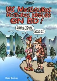 LES MEILLEURES HISTOIRES DROLES EN BD