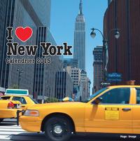 CALENDRIER NEW YORK 2015