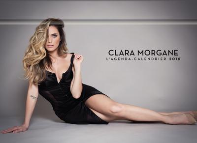 L'AGENDA-CALENDRIER 2016 CLARA MORGANE