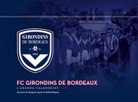 L'AGENDA-CALENDRIER 2016 FC GIRONDINS DE BORDEAUX
