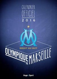 CALENDRIER MURAL OLYMPIQUE DE MARSEILLE 2016