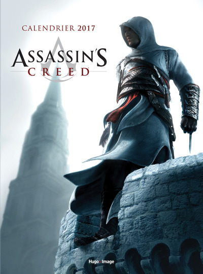 CALENDRIER MURAL ASSASSIN'S CREED 2017