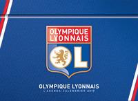 L'AGENDA-CALENDRIER OLYMPIQUE LYONNAIS 2017