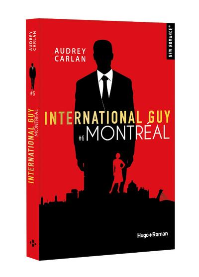 INTERNATIONAL GUY - TOME 6 MONTREAL - VOL6