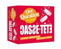 UNE QUESTION PAR JOUR CASSE-TETE 2019