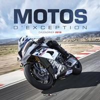 CALENDRIER MURAL MOTOS D'EXCEPTION 2019