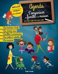 AGENDA S ORGANISER EN FAMILLE 2019 2020