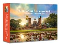 L'AGENDA-CALENDRIER PATRIMOINE DE L'HUMANITE 2020