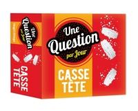 UNE QUESTION PAR JOUR CASSE TETE 2020