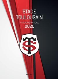 CALENDRIER MURAL OFFICIEL STADE TOULOUSAIN 2020