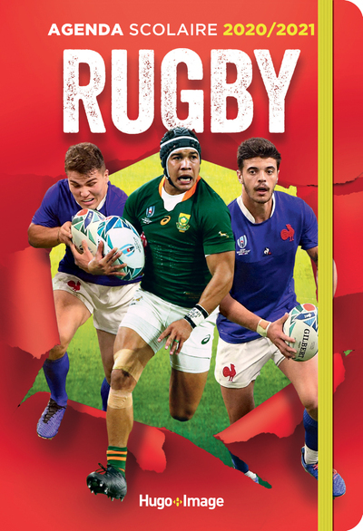 AGENDA SCOLAIRE RUGBY 2020 2021
