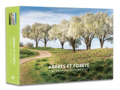 L'AGENDA-CALENDRIER ARBRES ET FORETS 2021