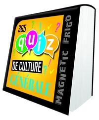 MAGNETIC FRIGO 365 QUESTIONS DE CULTURE GENERALE 2021