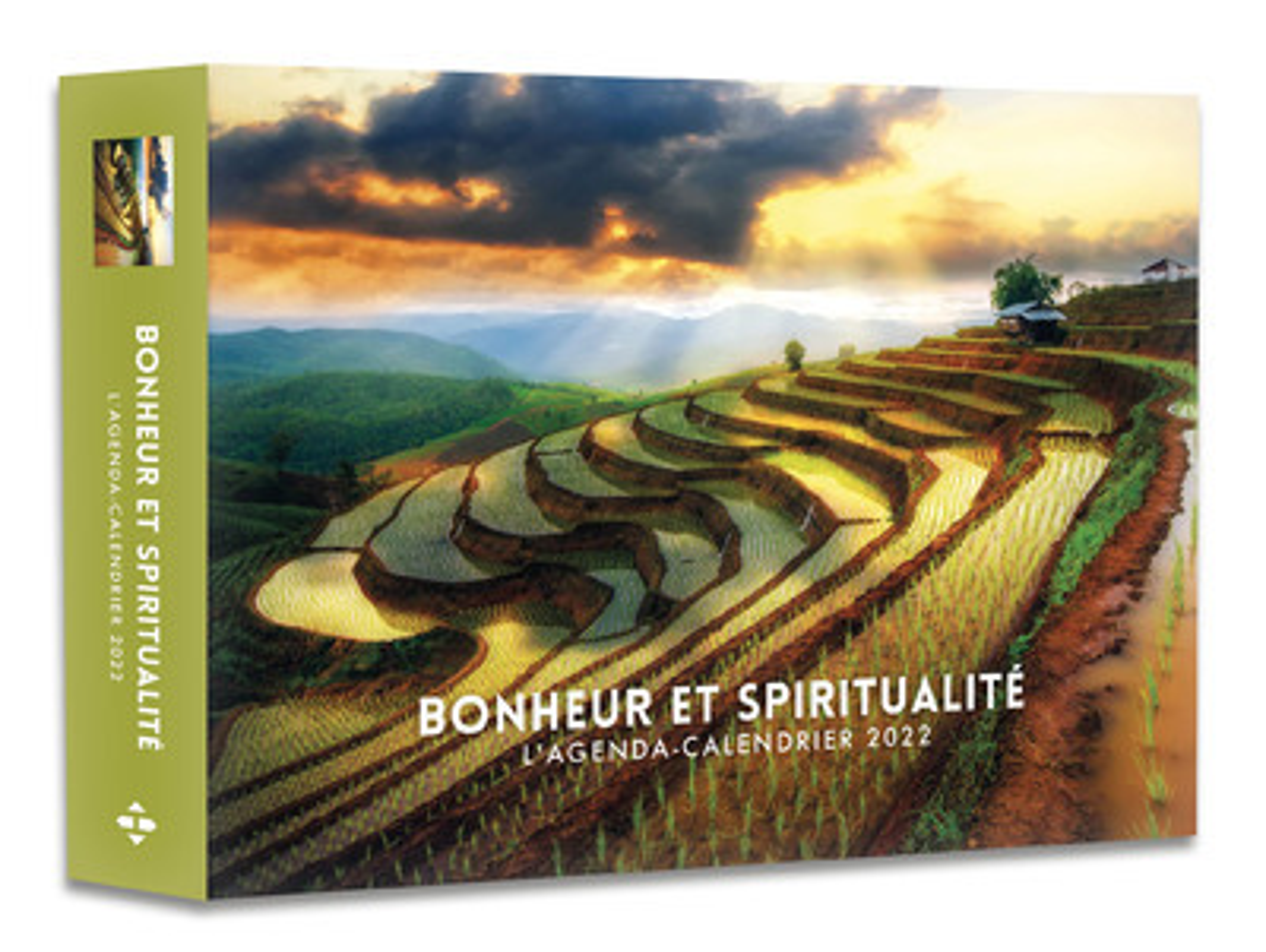 L'AGENDA - CALENDRIER BONHEUR ET SPIRITUALITE 2022