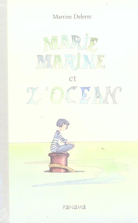 MARIE MARINE ET L'OCEAN