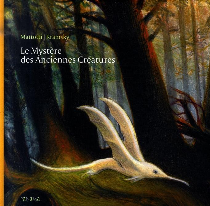 LE MYSTERES DES ANCIENNES CREATURES