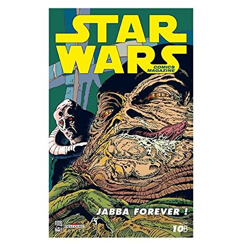 STAR WARS COMICS 10
