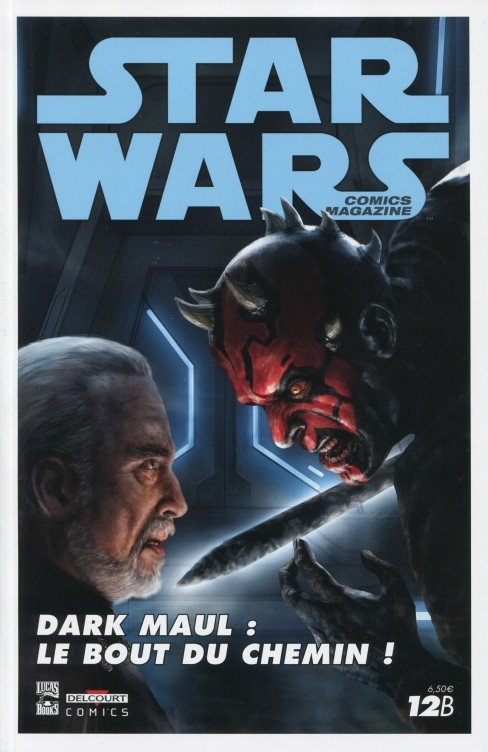 STAR WARS COMICS 12