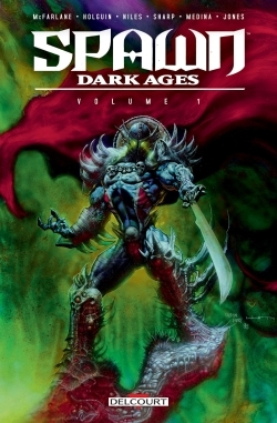 1 - SPAWN DARK AGES - VOLUME I