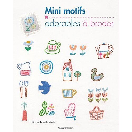 MINI MOTIFS ADORABLES A BRODER