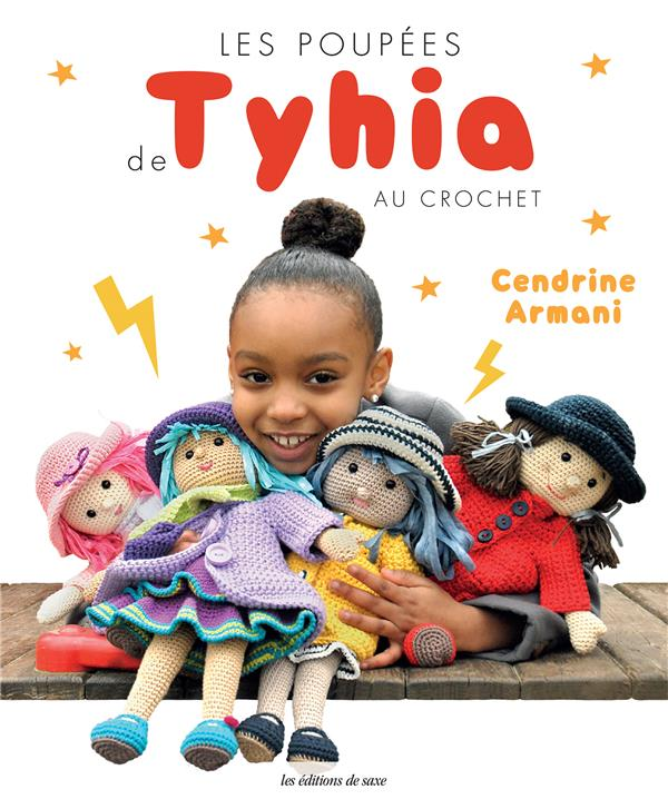 LES POUPEES DE TYHIA AU CROCHET
