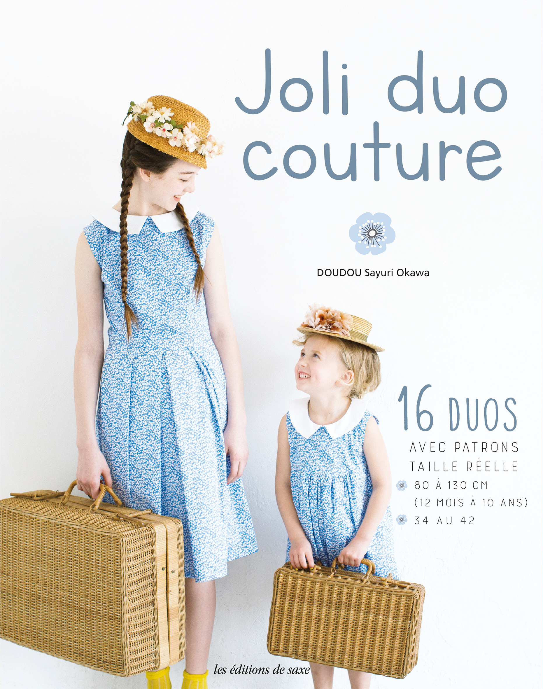JOLI DUO COUTURE MERE - FILLE