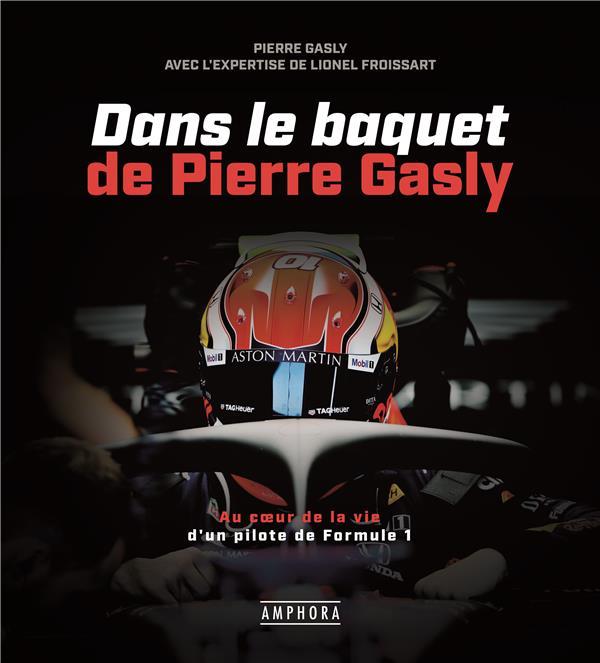 DANS LE BAQUET DE PIERRE GASLY