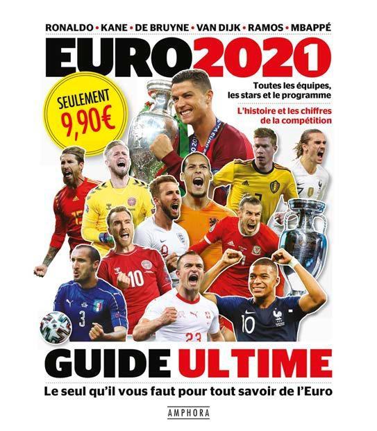 Euro 2021 - toutes les equipes, les stars et le programme - l'histoire et les chiffres de la competi