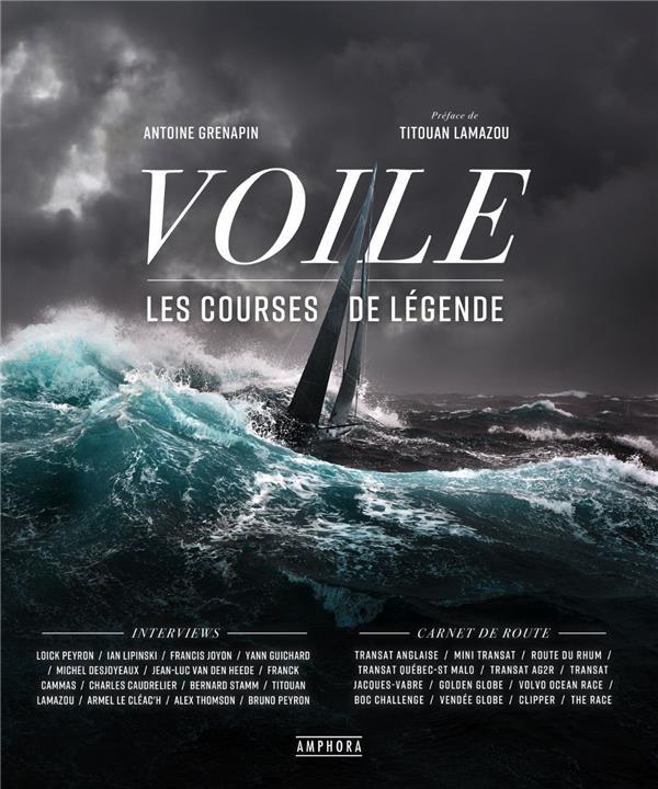 VOILE - LES COURSES DE LEGENDE