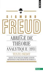 ABREGE DE THEORIE ANALYTIQUE (1931) TEXTE INEDIT