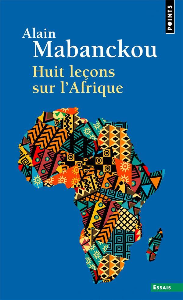 Huit lecons sur l'afrique