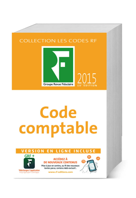 CODE COMPTABLE 2015