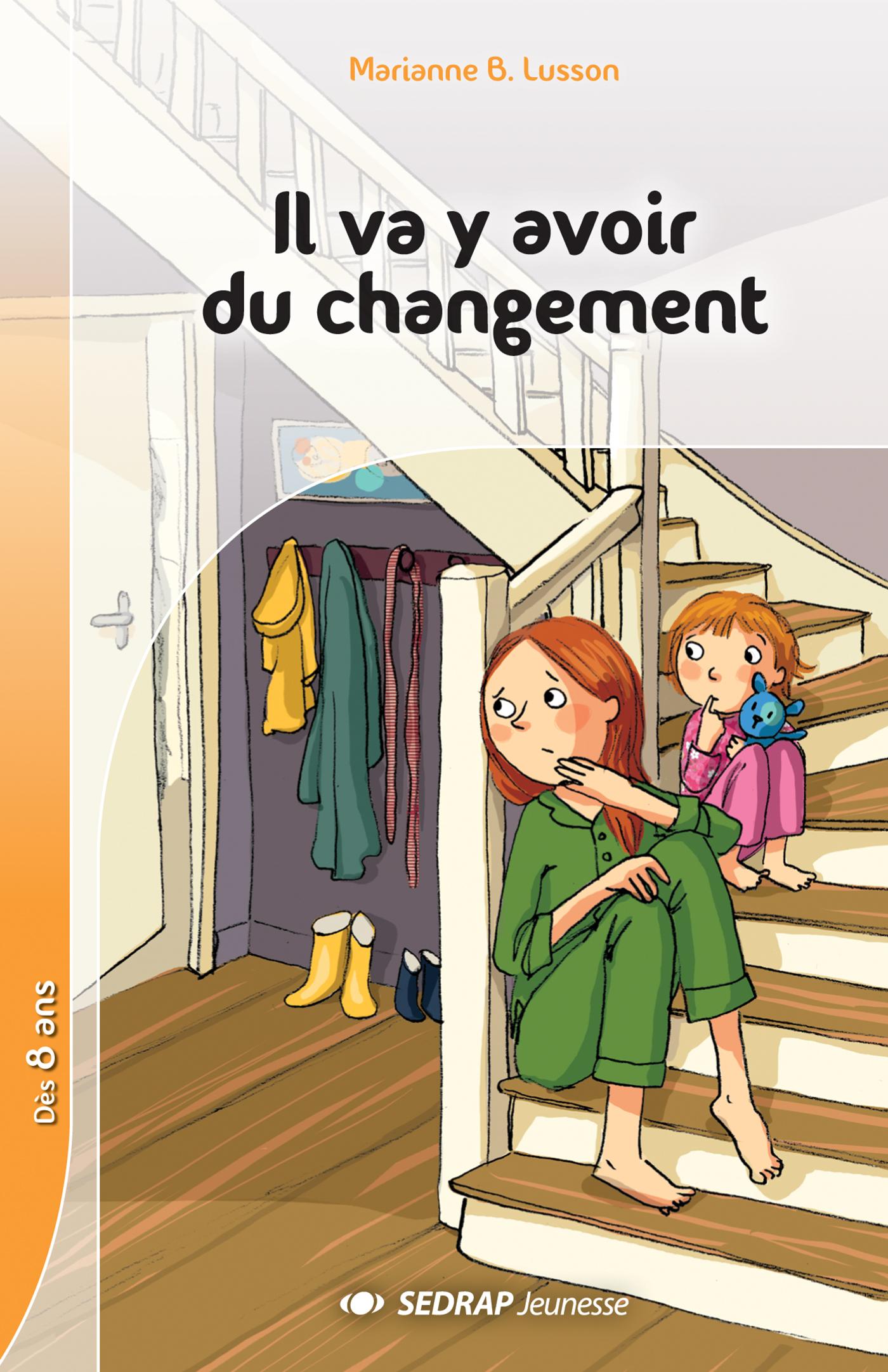 IL VA Y AVOIR DU CHANGEMENT - 5 ROMANS + FICHIER