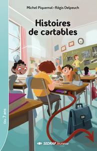HISTOIRES DE CARTABLES - 30 ROMANS + FICHIER