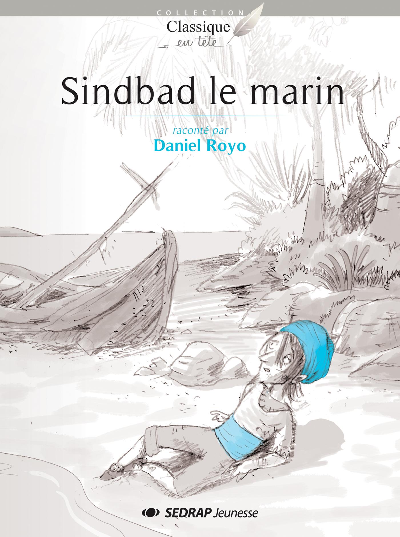 SINDBAD LE MARIN - 20 ROMANS + FICHIER