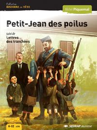 PETIT-JEAN DES POILUS - 10 ROMANS + FICHIER